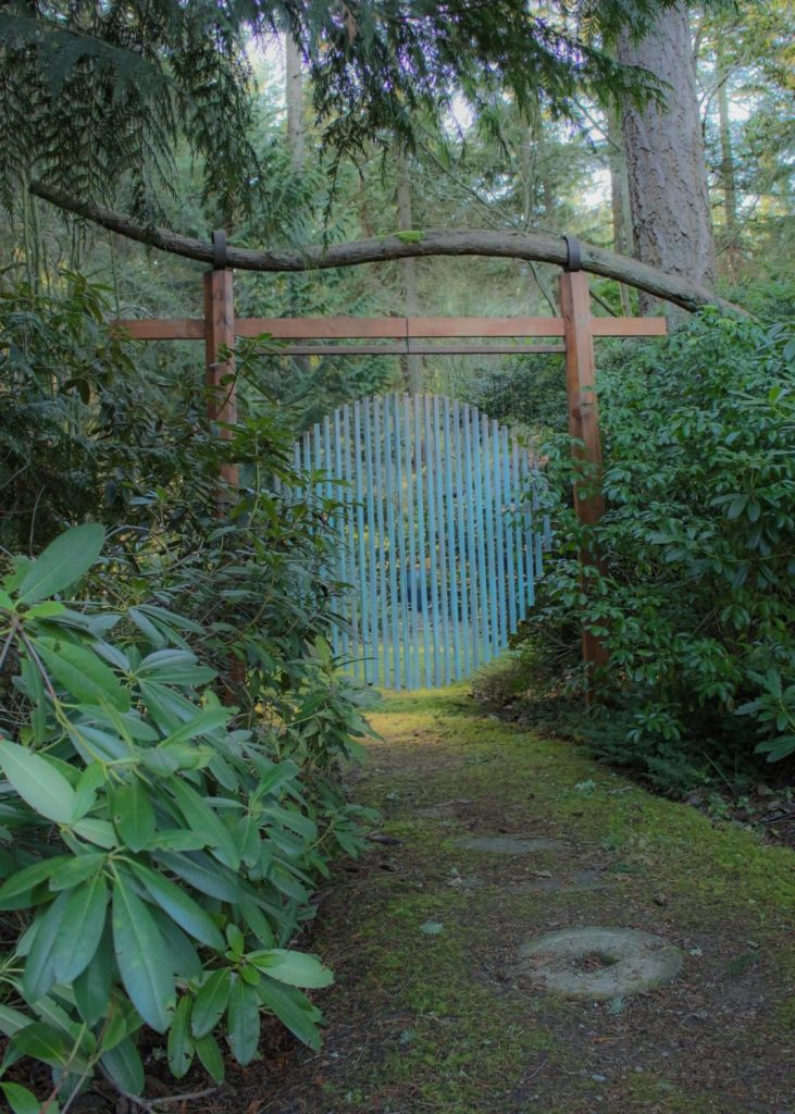 Decorative Zen Gate